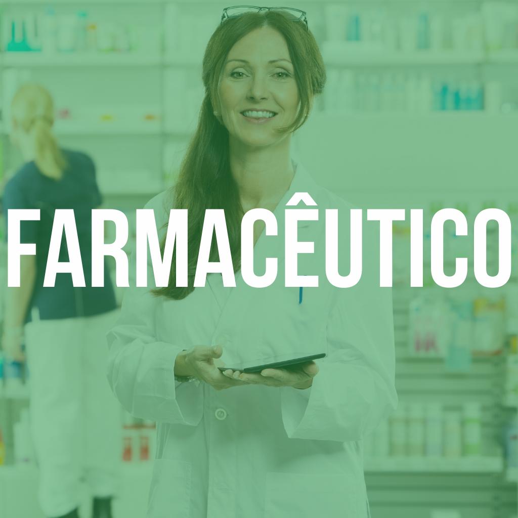 farmacêutico de farmácia de manipulação